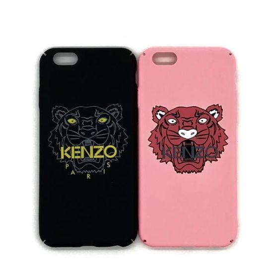 kenzo coque apple coque iphone 6 6s kenzo tiger co