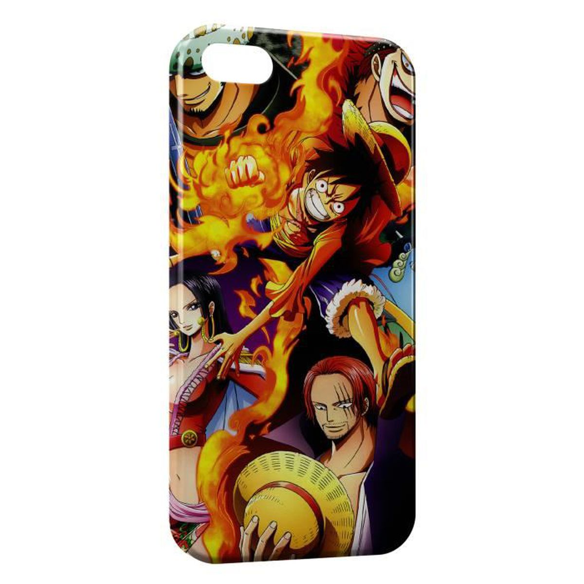 coque iphone 5 5s one piece manga 23