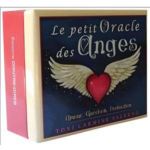 LIVRE PARANORMAL Le petit oracle des anges