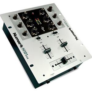 TABLE DE MIXAGE NUMARK M101USB - Table de mixage DJ - 2 voies