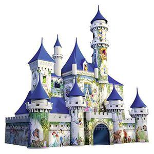 CASSE-TÊTE Casse-Tete SMYW1 Disney Castle 216 Piece Puzzle 3D