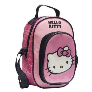 SACOCHE Hello Kitty: Sacoche