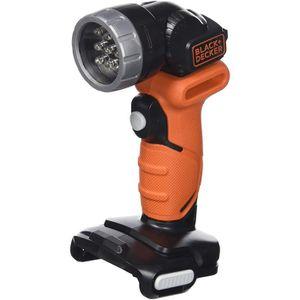 BATTERIE MACHINE OUTIL BLACK+DECKER BDCCF12N-XJ Lampe de poche LED sans f