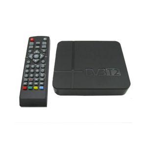 RÉCEPTEUR - DÉCODEUR   Mini récepteur numérique TNT terrestre HD DVB-T2 (