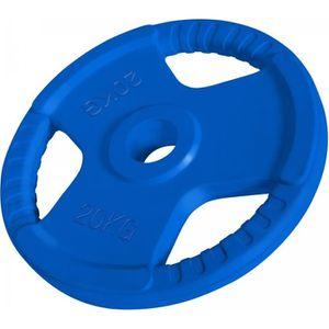 Disque olympique 51/MM Premium Douille acier