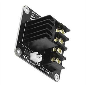 ROKOO Module dalimentation de lit chauff/é daccessoires de limprimante 3D Mosfet MKS pour Anet A8 A6 A2 Prusa i3