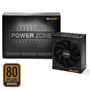 ALIMENTATION INTERNE Be Quiet! Alimentation PC Power Zone CM 750W - 80P