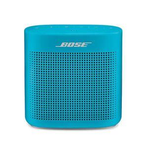 KIT BLUETOOTH TÉLÉPHONE Enceinte Bluetooth Bose SoundLink Color II - Bleu