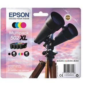 PACK CARTOUCHES EPSON Multipack cartouches d'encre originale à pig