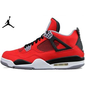 BASKET Nike Air Jordan 4 Retro 'Toro Bravo'