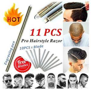 CAPE DE COUPE stylo cheveux Stylo de coiffure tondeuse tatouage