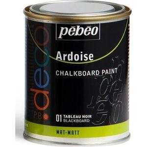 AUTRES PEINTURES Peinture Ardoise Couleur Tableau Noir 500ml Pébéo