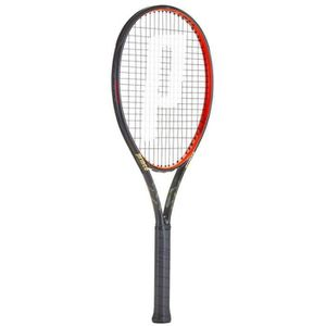 NEUF PRINCE Textreme Beast 104 Raquette de tennis raquette 4 1//2 Cordes