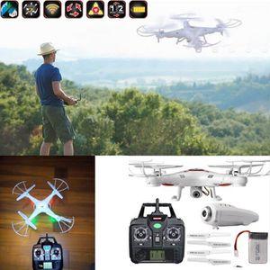 DRONE FPV Drone camera HD Wifi .Drone Radiocommandé avec