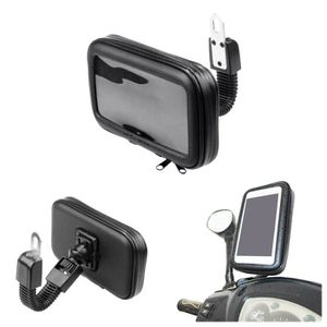 FIXATION - SUPPORT Vococal® support de moto guidon monter imperméable
