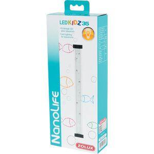 ÉCLAIRAGE ZOLUX Rampe éclairage LED - Pour aquarium Nanolife