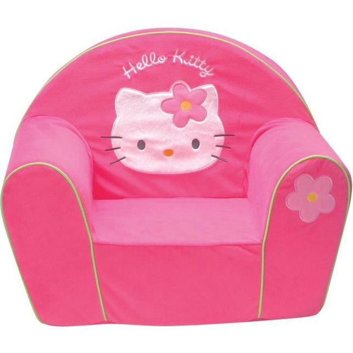Fun House Hello Kitty fauteuil club en mousse pour enfant
