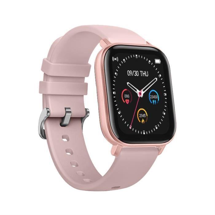P8 Sports Montre Intelligente Fitness Fréquence Cardiaque Bracelet Intelligent Écran Tactile IPX7 watch 1602
