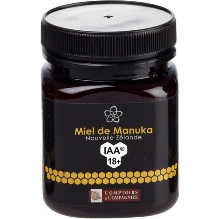 Miel de Manuka IAA/UMF 18+ - 250 g