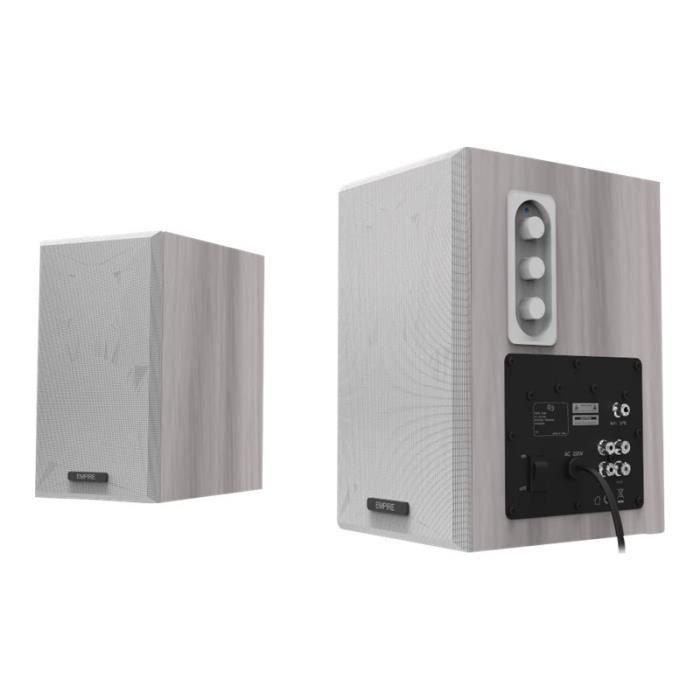 Empire Wb 64 Haut parleurs pour tableau blanc interactif 64 Watt (Totale) 2 voies blanc