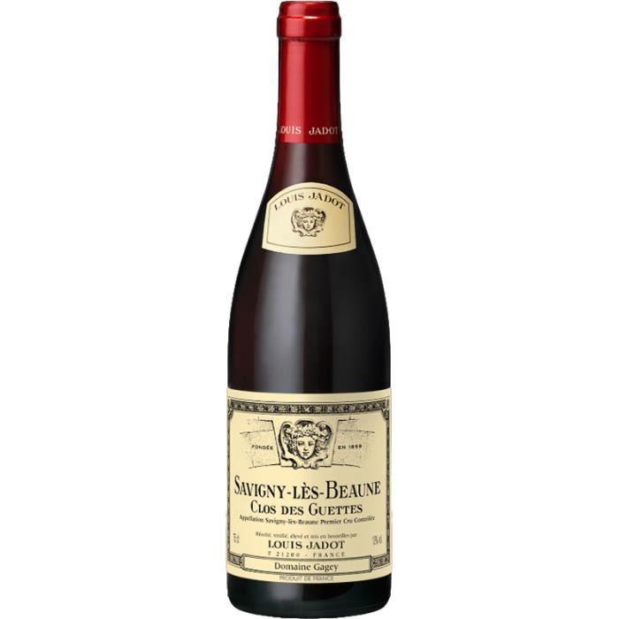 Louis Jadot - Clos des Guettes - Vin Rouge - 2015 - 75cl
