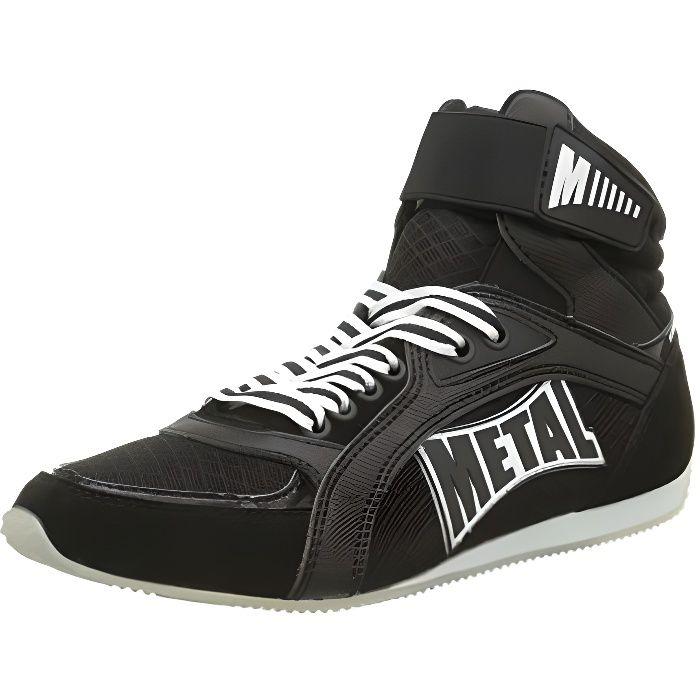 Chaussure de boxe Viper semi montantes Metal boxe - 41