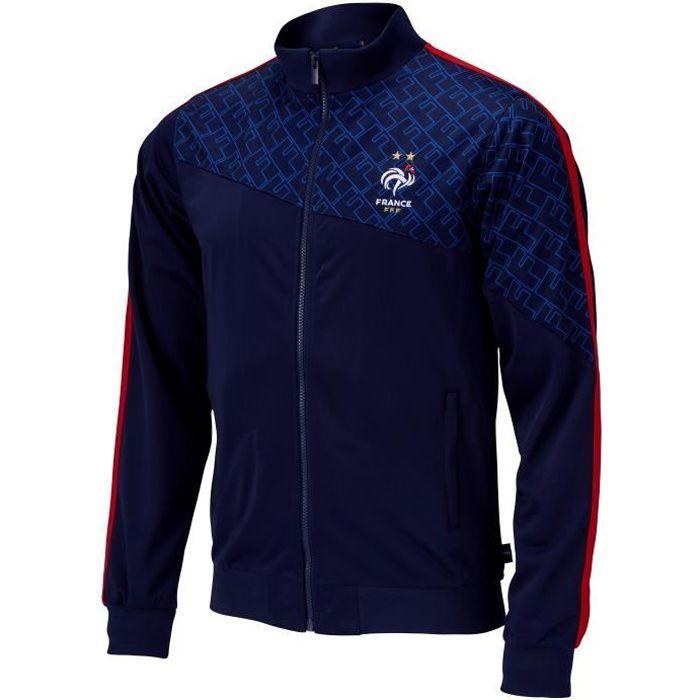Veste enfant FFF - Collection officielle Equipe de France de Football