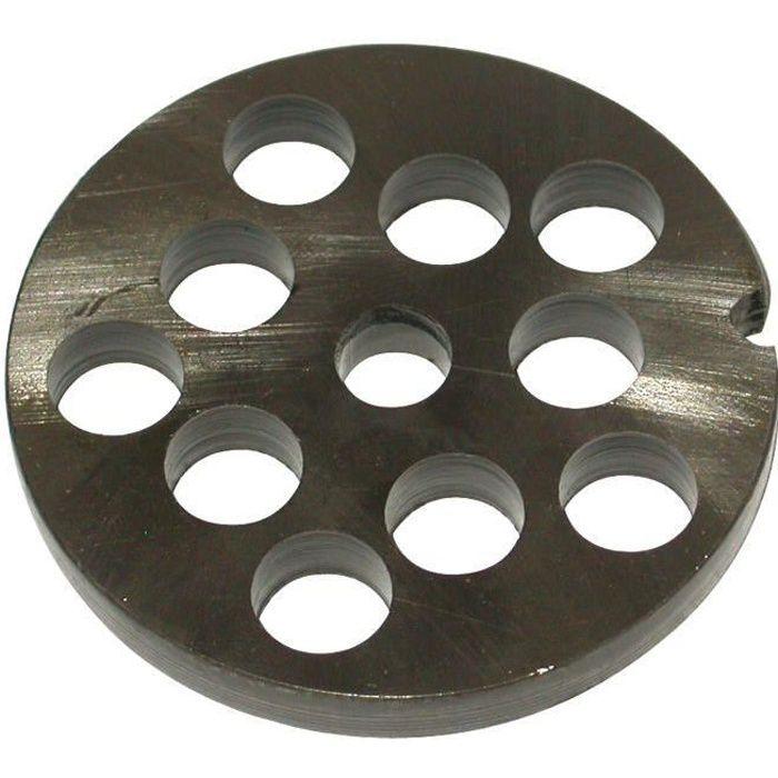 REBER Grille pour Hachoir électrique - N°12 - Diamètre 12 mm
