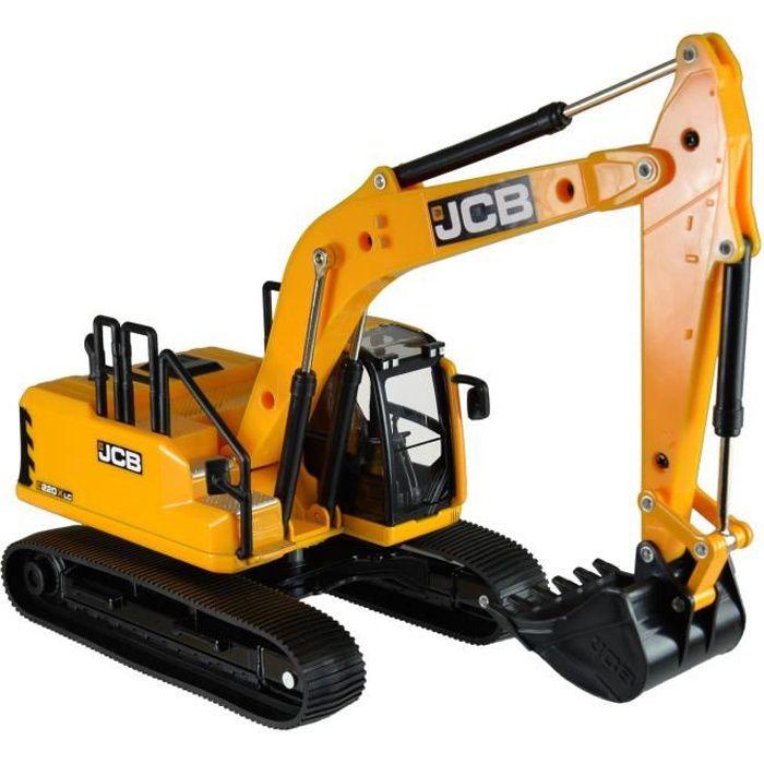 JCB Nouvelle excavatrice