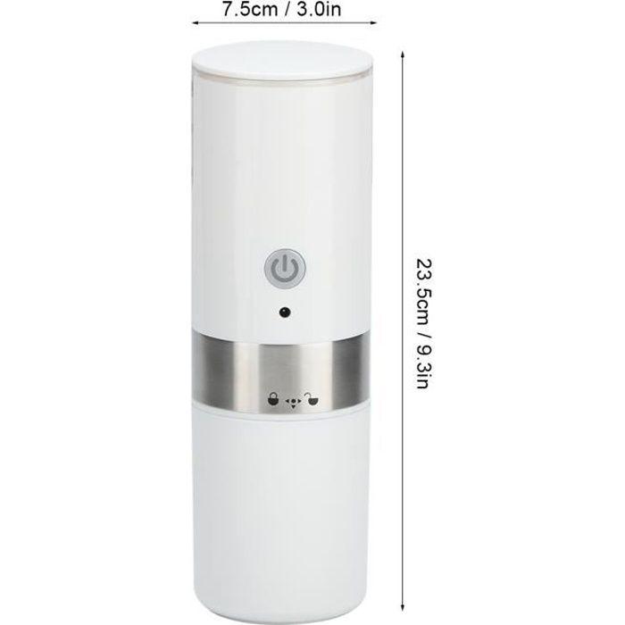 Machine à café automatique à capsules de café domestique mini machine à café électrique portable USB blanc HB021