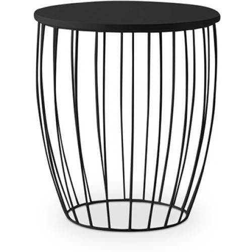 table d 39 appoint cage noir achat vente table d 39 appoint. Black Bedroom Furniture Sets. Home Design Ideas