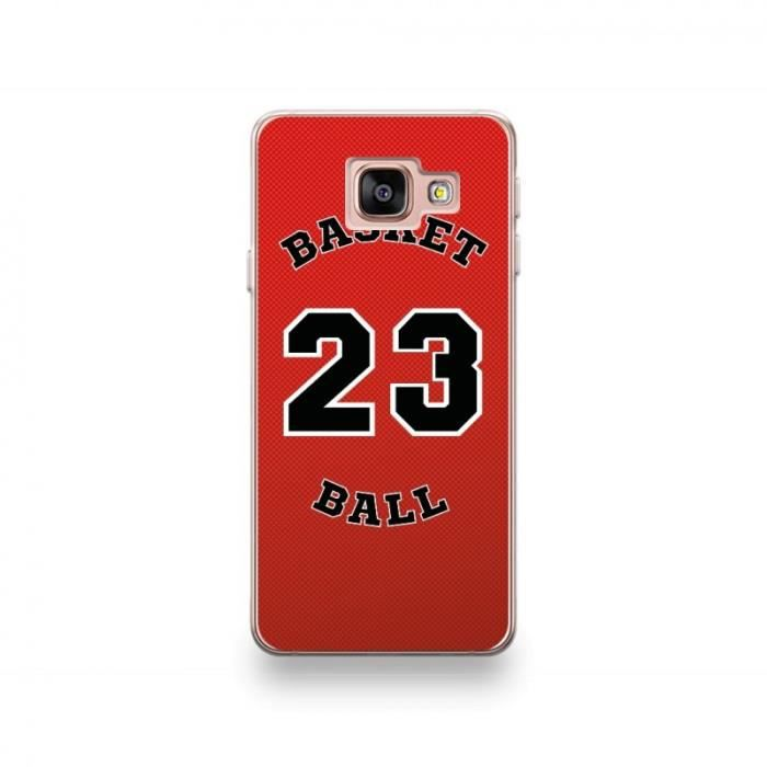 Coque Wiko Tommy 3 motif Joueur Basketball 23