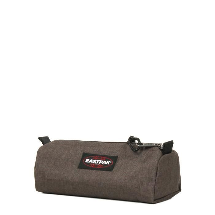 Trousse scolaire Eastpak Benchmark Crafty Brown marron eCylvpFtv