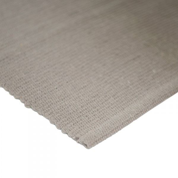 lovely tapis coton tisse a plat 4 simply tapis coton 50x80 gris premier. Black Bedroom Furniture Sets. Home Design Ideas