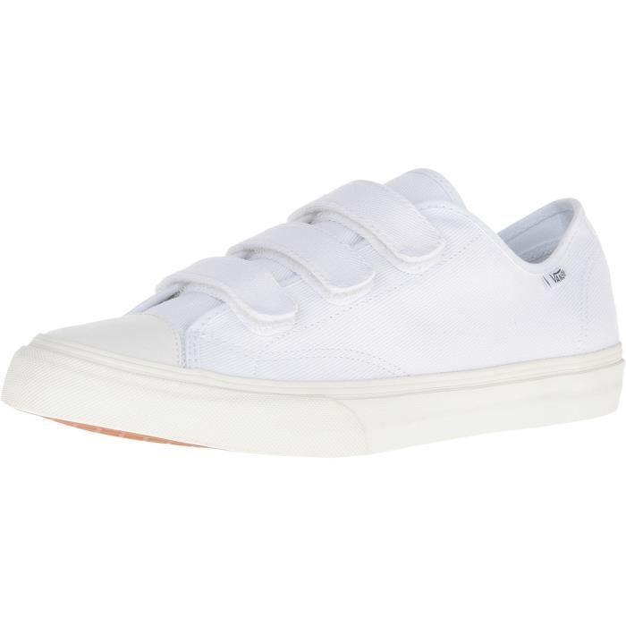 vans blanche 37