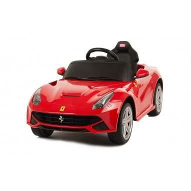 voiture lectrique ferrari f12 6 v rouge achat vente voiture cdiscount. Black Bedroom Furniture Sets. Home Design Ideas