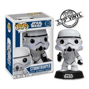 FIGURINE - PERSONNAGE POP Star Wars Vinyl 05 Stormtrooper