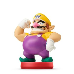 FIGURINE DE JEU Figurine Amiibo Wario Collection Super Mario