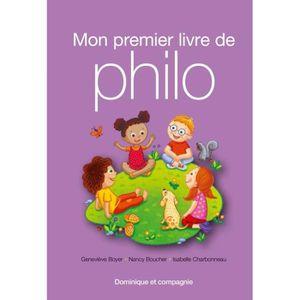 DOCUMENTAIRE ENFANT Mon premier livre de philo