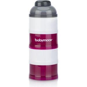 CONSERVATION REPAS BABYMOOV Babydose Cherry