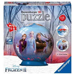 CASSE-TÊTE Casse-Tete HOP1A 11142 disney frozen 2, puzzle 3d