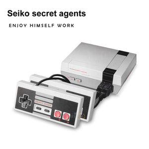 JEU CONSOLE RÉTRO Mini NES Console de jeux vidéo Jeux avec 620 Diffé