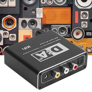 CONVERTISSEUR Décodeur audio numérique à convertisseur analogiqu