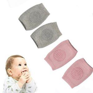 B/éb/é Jambi/ères b/éb/é Coussin pour Les Genoux Respirant Genouill/ères Mesh /éponge s/écurit/é Coton genouill/ères b/éb/é rampants de Protection pour Enfants genouill/ères