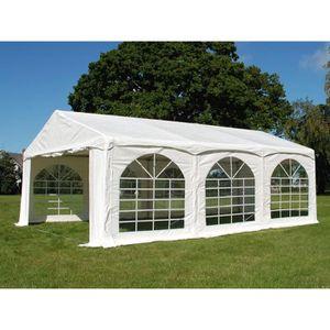 TONNELLE - BARNUM Tente de réception Original 4x6m PVC,