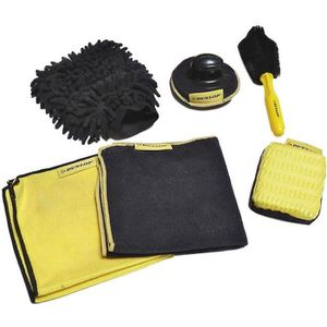 MATÉRIEL LUSTRAGE Dunlop Kit de nettoyage / polissage de voiture 6 e