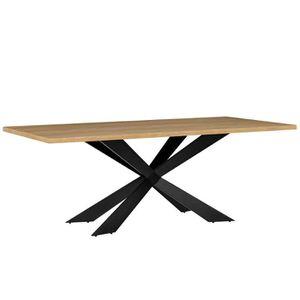 TABLE À MANGER COMPLÈTE en.casa  Table de salle à manger pour  6-8 chaises