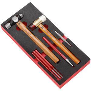MARTEAU Module mousse outils de frappe, marteau tête boule