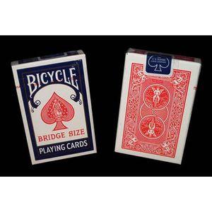 CARTES DE JEU Jeu de 52 cartes : BICYCLE  Rider Back bleu Forma