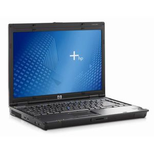 ORDINATEUR PORTABLE HP NC6400 Core2Duo 1 83GHZ 2GB 80GO